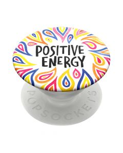 Suport Popsockets PopGrip Stand Adeziv Positive Energy