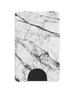 Suport Popsockets telefon PopWallet White Marble