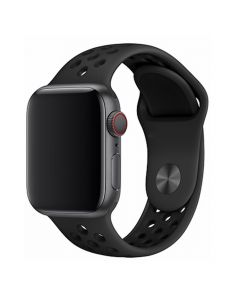 Curea Apple Watch 4 42mm / 44mm Devia Deluxe Series Sport 2 Black