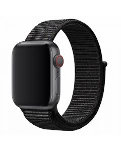 Curea Apple Watch 4 38mm / 40mm Devia Deluxe Series Sport 3 Black
