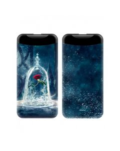 Power Bank Disney 2.1A Beauty and the Beast 001 6.000 mAh