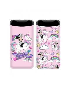 Power Bank Disney 2.1A Minnie 017 6.000 mAh