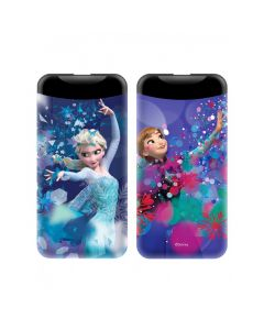 Power Bank Disney 2.1A Elsa and Anna 001 6.000 mAh