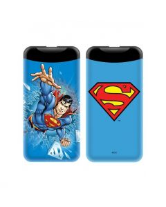 Power Bank DC Comics 2.1A Superman 001 6.000 mAh