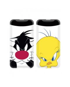 Power Bank Looney Tunes 2.1A Looney Tunes 002 6.000 mAh