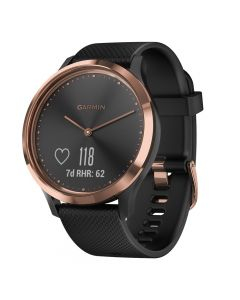 Smartwatch Garmin Vivomove Sport Rose Gold / Black HR