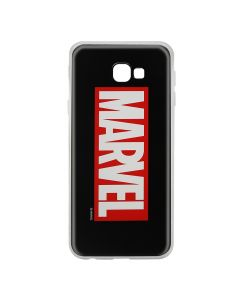 Husa Samsung Galaxy J4 Plus Marvel Silicon Marvel 001 Black