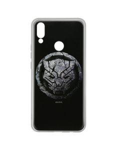 Husa Huawei P20 Lite Marvel Silicon Black Panther 013 Black