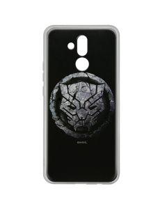Husa Huawei Mate 20 Lite Marvel Silicon Black Panther 013 Black