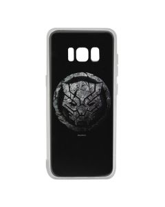Husa Samsung Galaxy S8 G950 Marvel Silicon Black Panther 013 Black