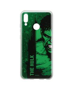 Husa Huawei P20 Lite Marvel Silicon Hulk 001 Green