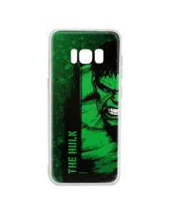 Husa Samsung Galaxy S8 G950 Marvel Silicon Hulk 001 Green