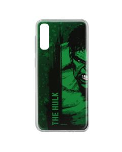 Husa Samsung Galaxy A50 Marvel Silicon Hulk 001 Green