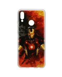 Husa Huawei P Smart (2019) / Honor 10 Lite Marvel Silicon Iron Man 003