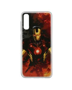 Husa Samsung Galaxy A50 Marvel Silicon Iron Man 003