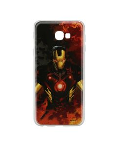 Husa Samsung Galaxy J4 Plus Marvel Silicon Iron Man 003