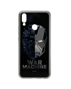Husa Huawei P20 Lite Marvel Silicon War Machine 001 Silver