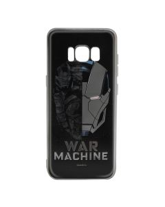 Husa Samsung Galaxy S8 G950 Marvel Silicon War Machine 001 Silver