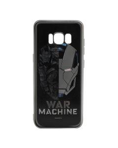 Husa Samsung Galaxy S8 G950 Marvel Silicon War Machine 001 Silver