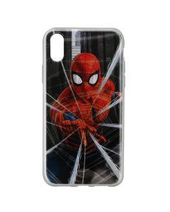 Husa iPhone X Marvel Silicon Spider-Man 008