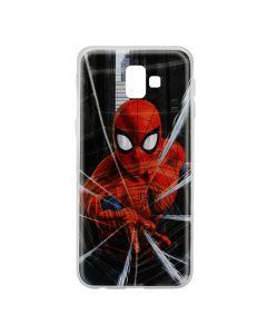 Husa Samsung Galaxy J6 Plus Marvel Silicon Spider-Man 008