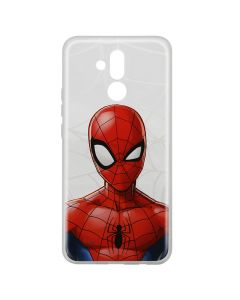 Husa Huawei Mate 20 Lite Marvel Silicon Spider-Man 012 Clear