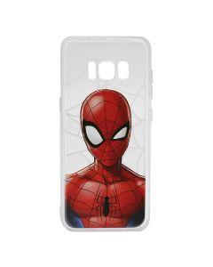 Husa Samsung Galaxy S8 G950 Marvel Silicon Spider-Man 012 Clear