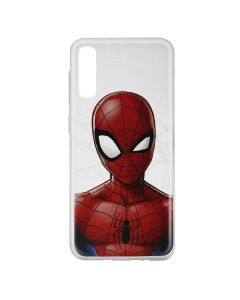 Husa Samsung Galaxy A50 Marvel Silicon Spider-Man 012 Clear