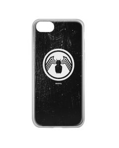 Husa iPhone 8 / 7 / 6 Marvel Silicon Venom 001 Black