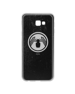 Husa Samsung Galaxy J4 Plus Marvel Silicon Venom 001 Black