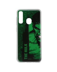 Husa Samsung Galaxy A20e Marvel Silicon Hulk 001 Green