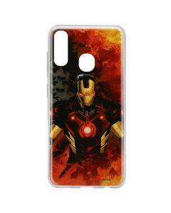 Husa Samsung Galaxy A20e Marvel Silicon Iron Man 003