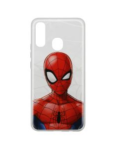 Husa Samsung Galaxy A20e Marvel Silicon Spider-Man 012 Clear