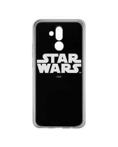 Husa Huawei Mate 20 Lite Star Wars Silicon Star Wars 001 Black