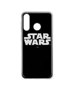Husa Huawei P30 Lite Star Wars Silicon Star Wars 001 Black