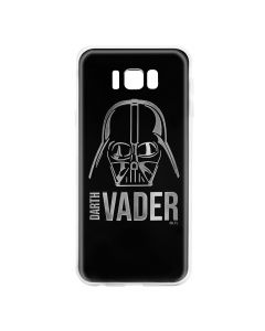 Husa Samsung Galaxy S8 G950 Star Wars Silicon Luxury Darth Vader 010 Silver