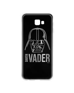 Husa Samsung Galaxy J4 Plus Star Wars Silicon Luxury Darth Vader 010 Silver