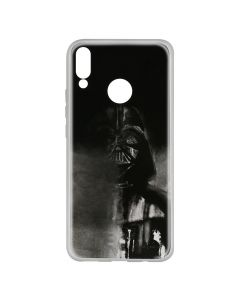 Husa Huawei P20 Lite Star Wars Silicon Darth Vader 004 Black