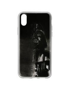 Husa iPhone X Star Wars Silicon Darth Vader 004 Black