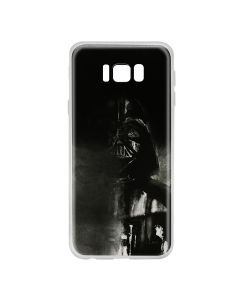 Husa Samsung Galaxy S8 G950 Star Wars Silicon Darth Vader 004 Black