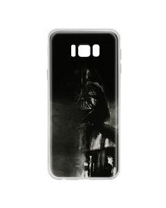 Husa Samsung Galaxy S8 G950 Star Wars Silicon Darth Vader 004 Black