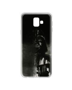 Husa Samsung Galaxy J6 Plus Star Wars Silicon Darth Vader 004 Black