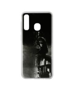 Husa Samsung Galaxy A20e Star Wars Silicon Darth Vader 004 Black