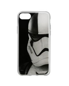 Husa iPhone 8 / 7 / 6 Star Wars Silicon Stormtrooper 001 Gray