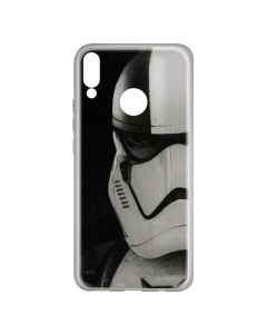Husa Huawei P Smart (2019) / Honor 10 Lite Star Wars Silicon Stormtrooper 001 Gray