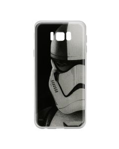 Husa Samsung Galaxy S8 G950 Disney Silicon Overprint Trooper 001 Gray