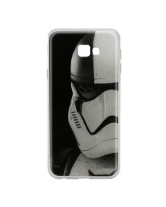 Husa Samsung Galaxy J4 Plus Star Wars Silicon Stormtrooper 001 Gray