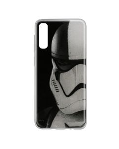 Husa Samsung Galaxy A50 Star Wars Silicon Stormtrooper 001 Gray