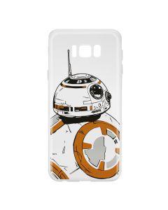 Husa Samsung Galaxy S8 G950 Star Wars Silicon BB-8 009 Clear