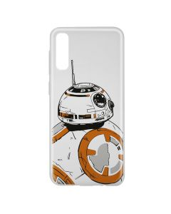 Husa Samsung Galaxy A50 Star Wars Silicon BB-8 009 Clear